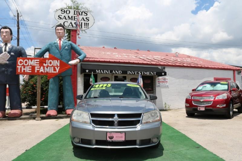 Dodge Avenger 2009 price $4,995