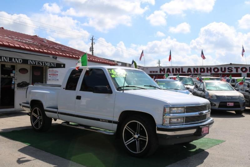 Chevrolet C/K 1500 1997 price $5,995