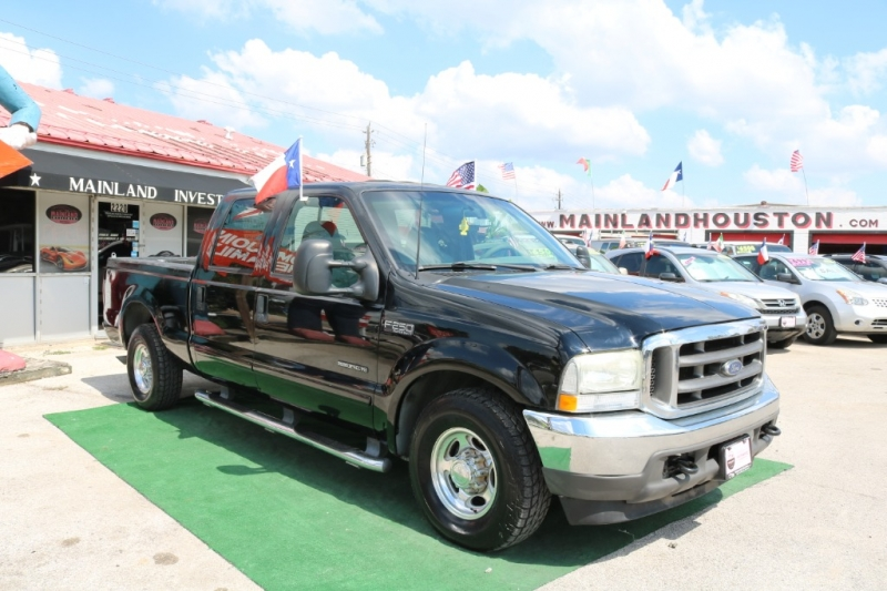 Ford Super Duty F-250 2002 price $8,995