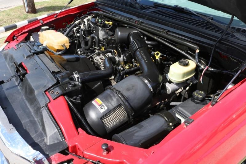 Ford Super Duty F-250 2003 price $8,995