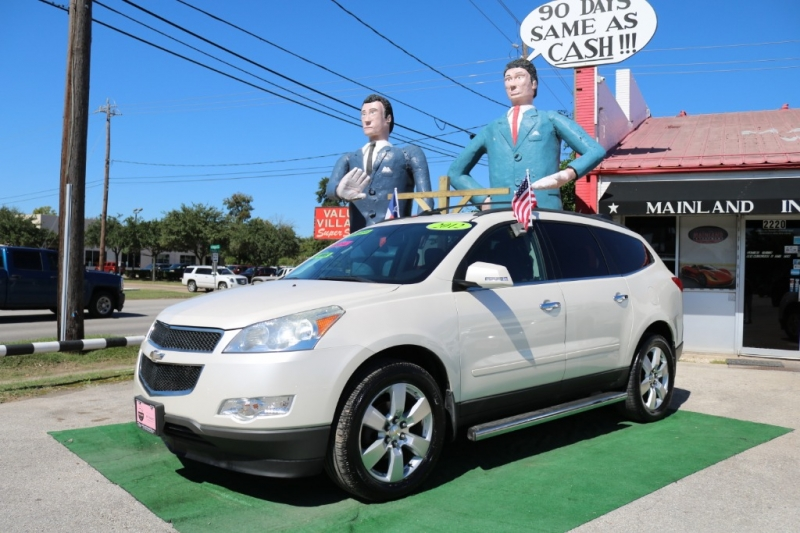Chevrolet Traverse 2012 price $10,995