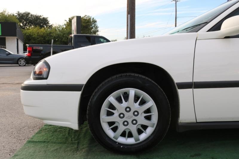 Chevrolet Impala 2002 price $4,995