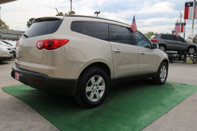 Chevrolet Traverse 2011 price $9,995