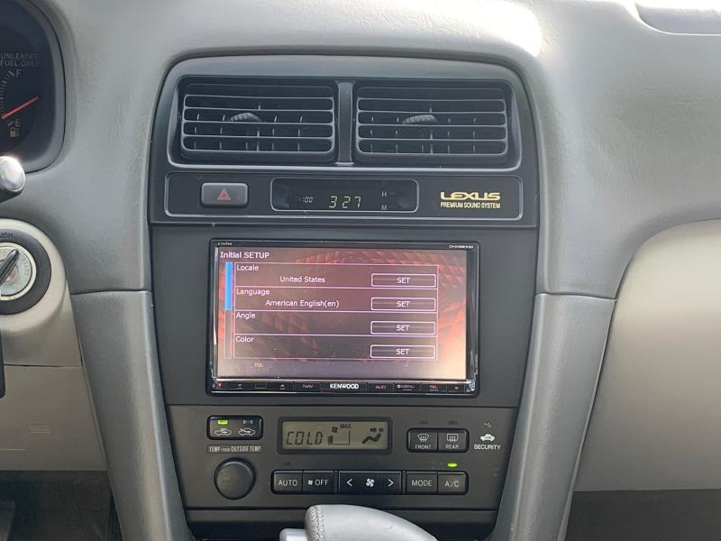 Lexus ES 300 Luxury Sport Sdn 1997 price $4,995