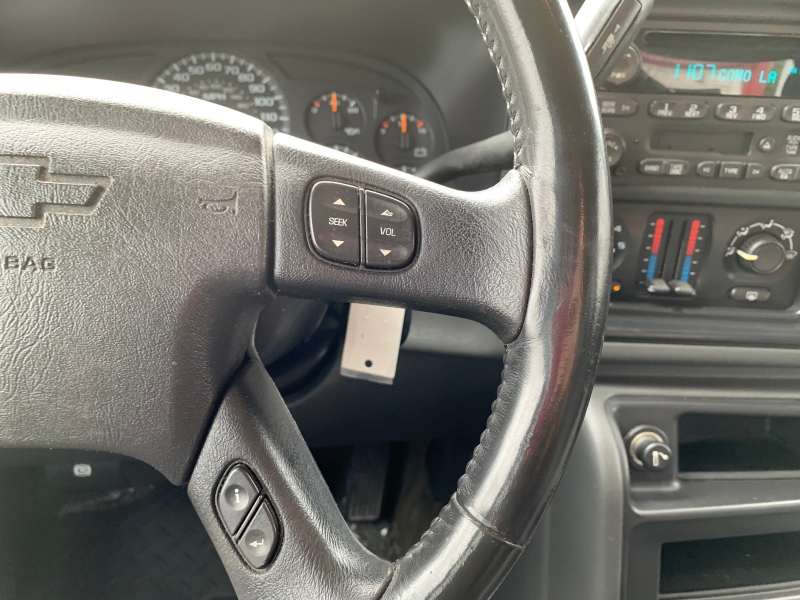 Chevrolet Silverado 1500HD 2005 price $9,995
