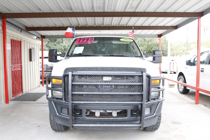Ford Super Duty F-250 SRW 2008 price $7,995