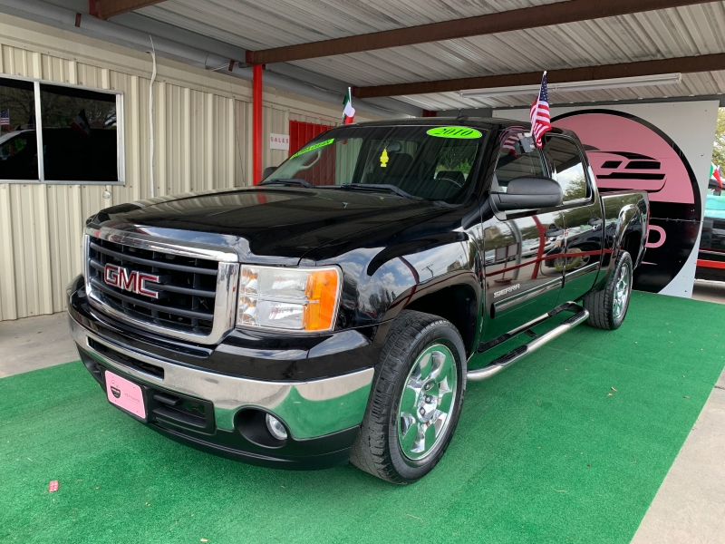 GMC Sierra 1500 2010 price $11,500
