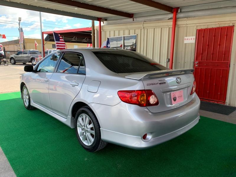 Toyota Corolla 2010 price $6,500