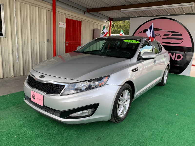 Kia Optima 2013 price $8,995