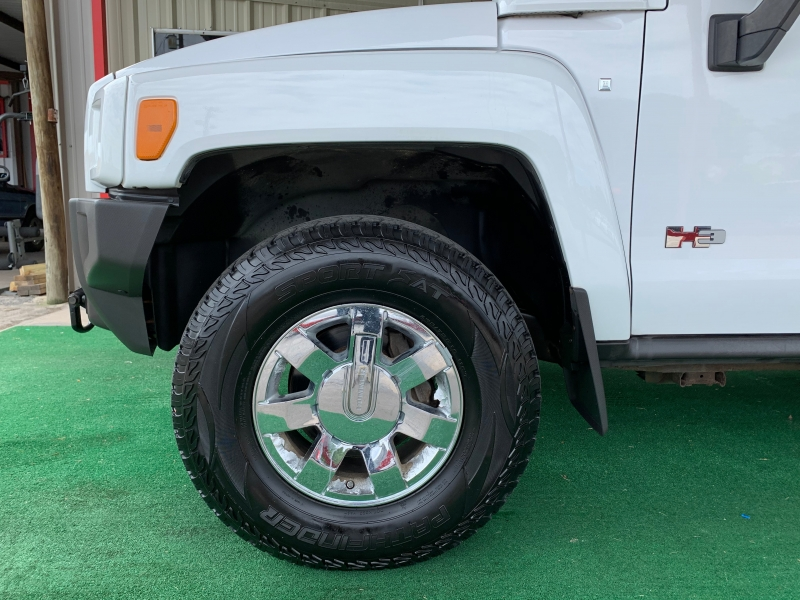 Hummer H3 2007 price $11,500