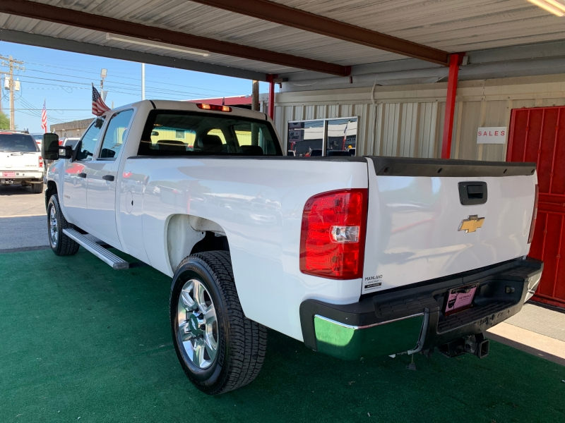 Chevrolet Silverado 2500HD 2011 price $12,995