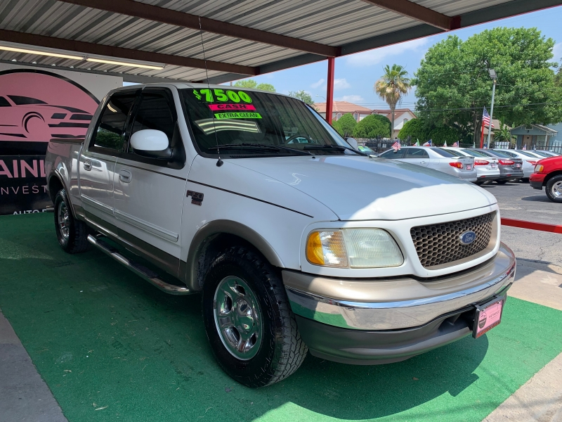 Ford F-150 2003 price $7,500