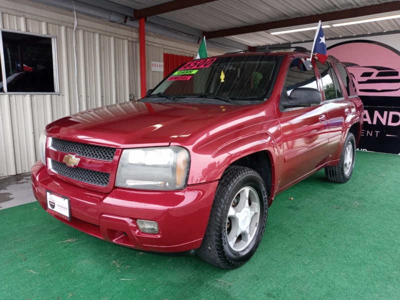 Chevrolet TrailBlazer 2006 price $6,500
