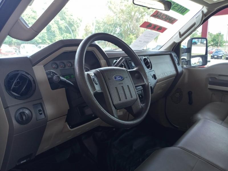 Ford Super Duty F-250 SRW 2008 price $12,500