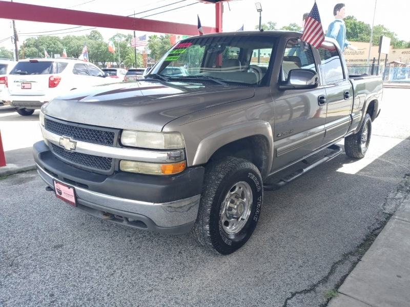 Chevrolet Silverado 2500HD 2001 price $8,995