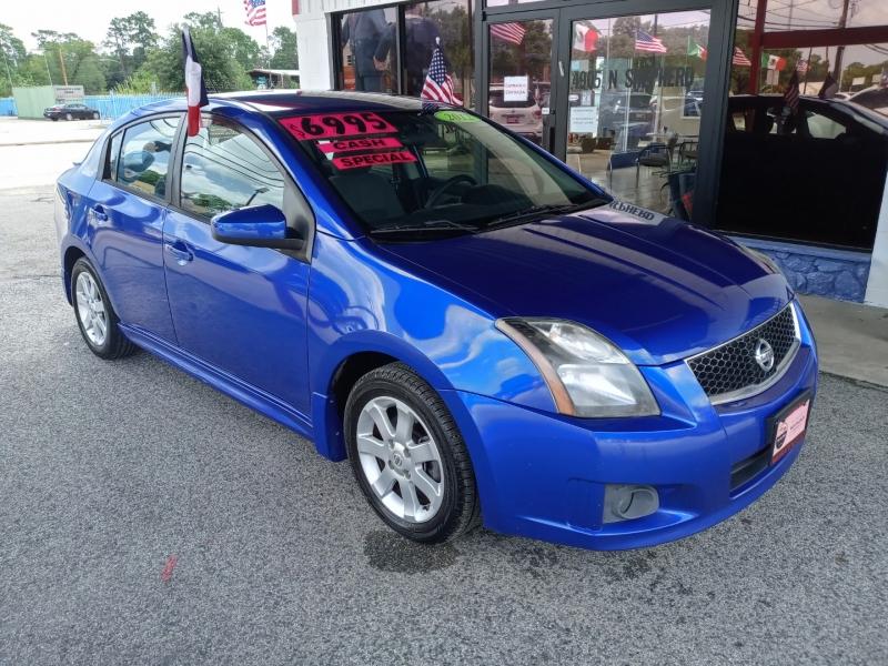 Nissan Sentra 2012 price $6,995