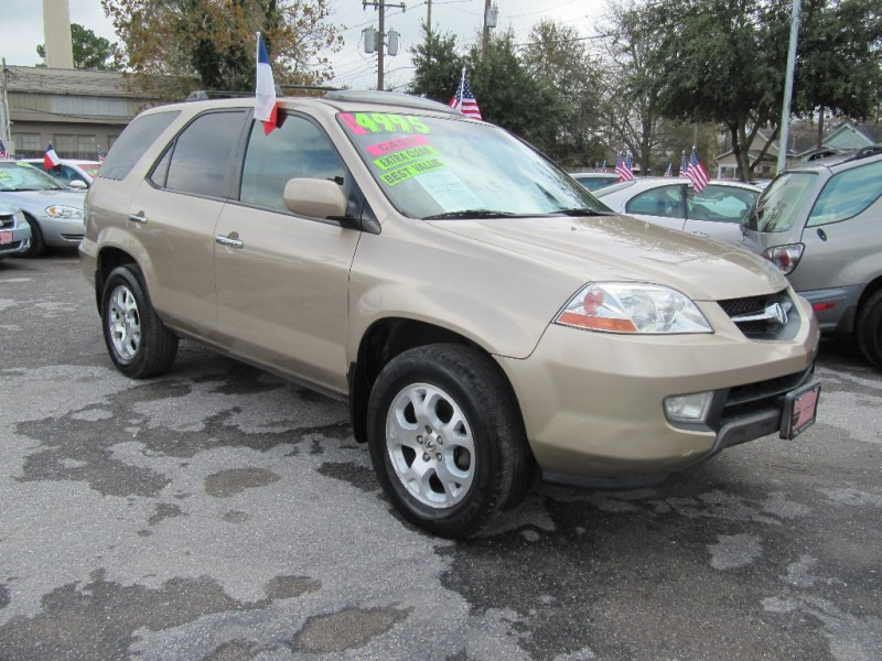 Acura MDX Dr SUV Touring Pkg WNavigation Inventory - Acura mdx 2001 for sale