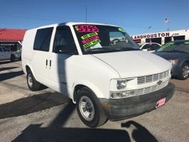 Chevrolet Astro Cargo Van 2002