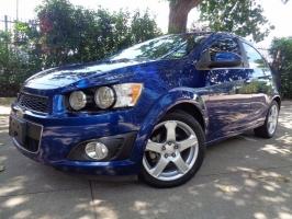 Chevrolet Sonic LTZ 2013