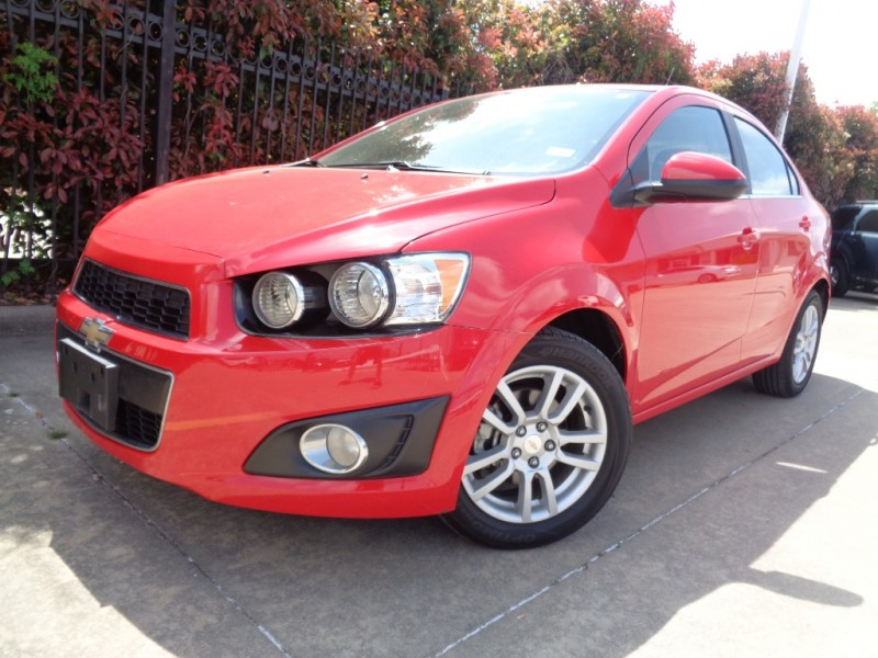 Chevrolet Sonic 2016 price $1,000 Down