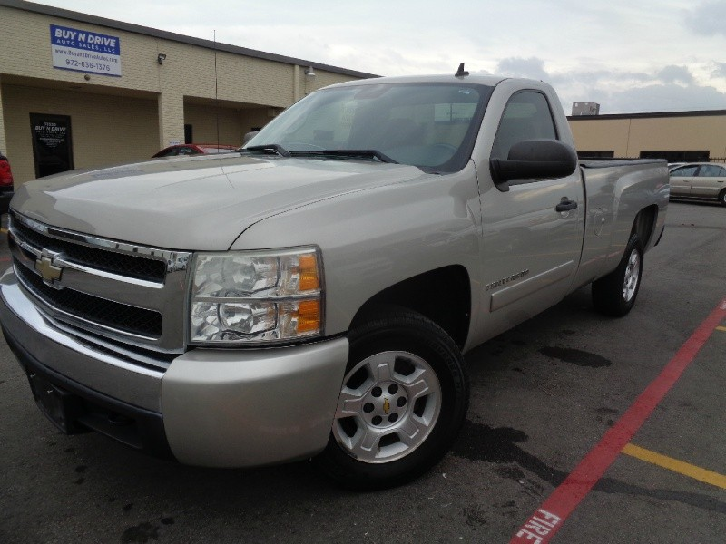 Chevrolet Silverado 1500 2008 price $1,000 Down