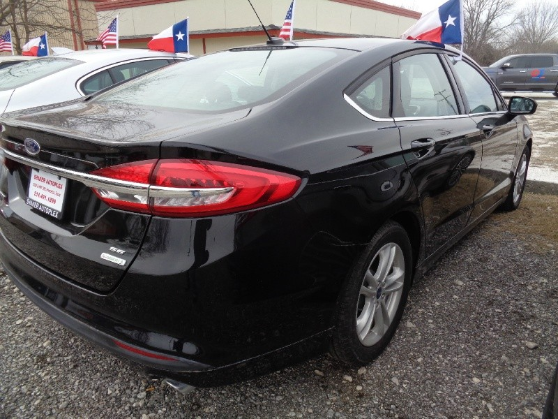Ford Fusion 2018 price $18,947