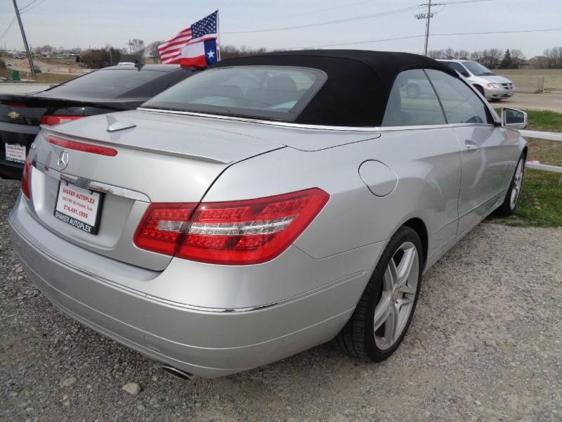Mercedes-Benz E-Class 2011 price $23,947