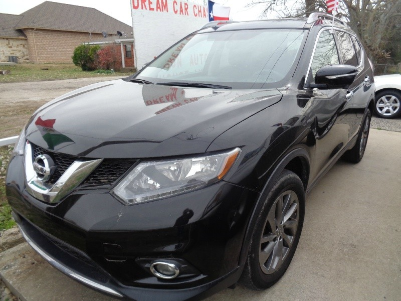 Nissan Rogue 2015 price $18,947