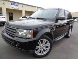 Land Rover Range Rover Sport 2008