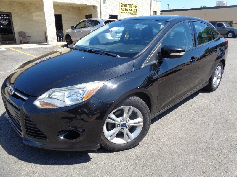 Ford Focus 2014 price $750 Down