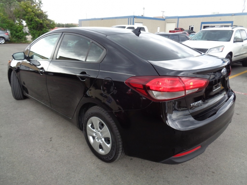 Kia Forte 2018 price $1,000 Down