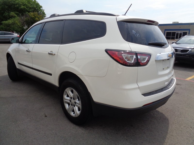 Chevrolet Traverse 2014 price $1,500 Down