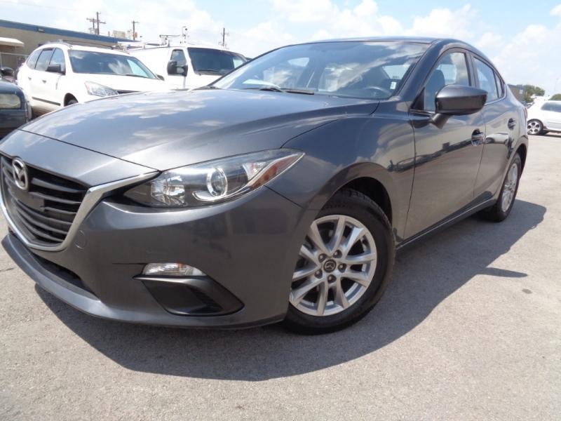 Mazda Mazda3 2016 price $13,000