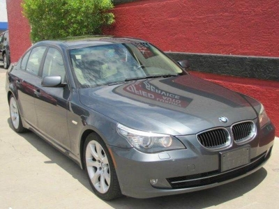 2008 BMW 5 Series 535i 4dr Sedan Luxury