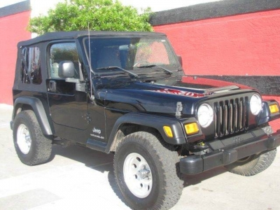 2003 Jeep Wrangler X Freedom Edition 4WD 2dr SUV