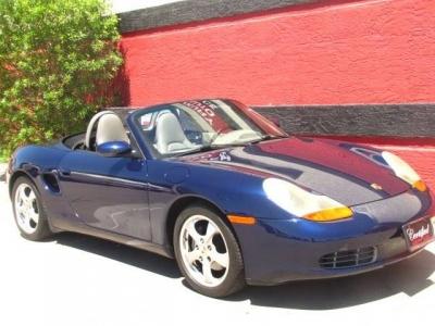 2002 Porsche Boxster Base 2dr Convertible