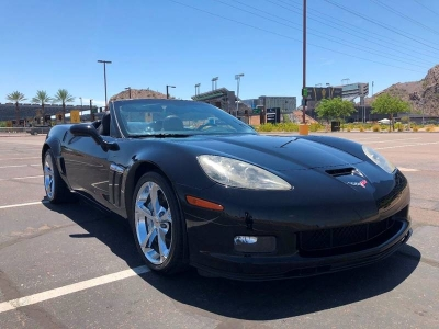 2010 Chevrolet Corvette Z16 Grand Sport 2dr Convertible w/ 3LT