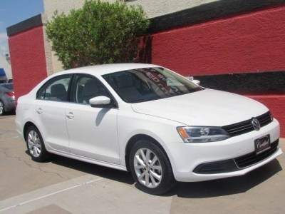 2014 Volkswagen Jetta SE PZEV 4dr Sedan 6A w/Connectivity