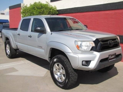 2012 Toyota Tacoma PreRunner V6 4x2 4dr Double Cab 6.1 ft SB 5A