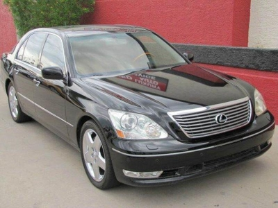 2006 Lexus LS 430 Base 4dr Sedan