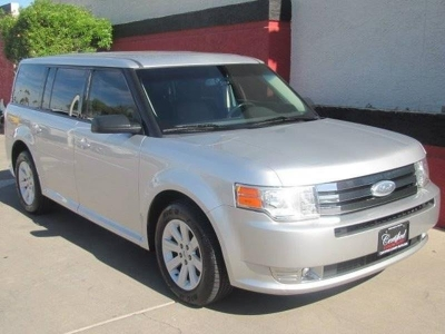 2012 Ford Flex SE 4dr Crossover