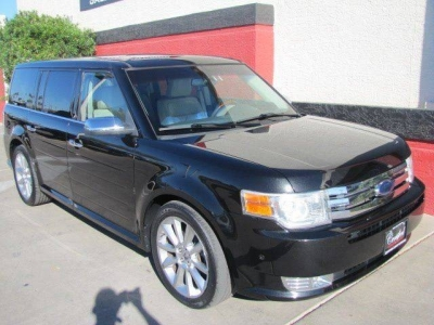 2010 Ford Flex Limited AWD 4dr Crossover w/EcoBoost