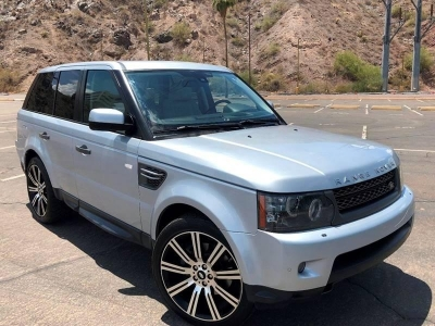 2011 Land Rover Range Rover Sport HSE 4x4 4dr SUV