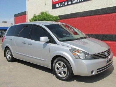 2008 Nissan Quest 3.5 S 4dr Mini Van