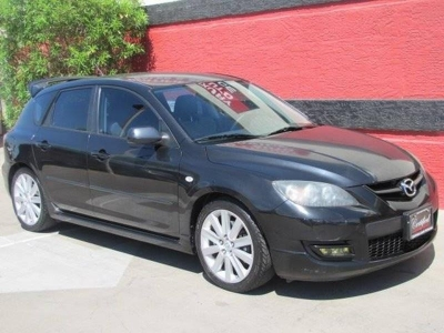 2008 Mazda MAZDASPEED3 New Grand Touring 4dr Wagon