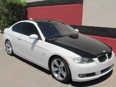 2009 BMW 3 Series 335i 2dr Coupe