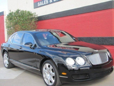 2007 Bentley Continental Flying Spur AWD 4dr Sedan