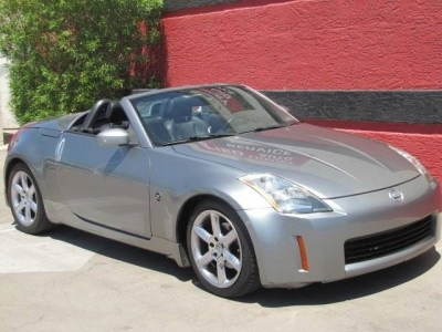2004 Nissan 350Z Touring 2dr Roadster