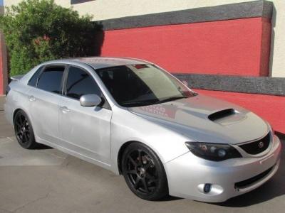 2008 Subaru Impreza WRX AWD 4dr Sedan 5M w/VDC