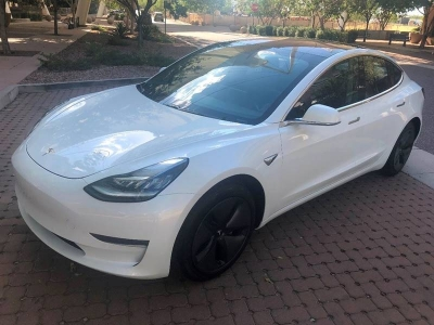 2018 Tesla Model 3 Long Range 4dr Fastback